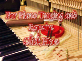 Piano Tuning and Repair