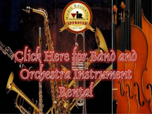 Check out out Rental Instruments